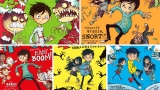 Win a set of Hamish books signed by comedian and writer Danny Wallace