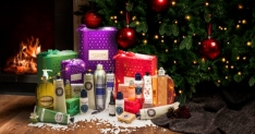 Win all 3 QVC Christmas L'Occitane Collections