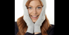Win a £150 set of Gloves, Scarf & Beanie from The London Cashmere Company