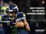 Win tickets to Tennessee Titans vs Los Angeles Chargers, London