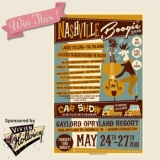 Win Two Tickets To The Nashville Boogie