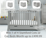 Win Stamford Cot Or Cot Bed