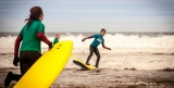 Win Private Lesson with South Shields Surf School