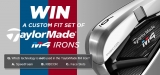 Win a set of TaylorMade M4 Irons