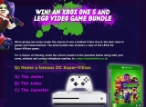 Win an Xbox One S and Lego video game bundle