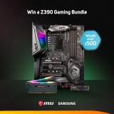 Win a Z390 gaming bundle