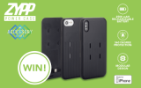 Win a Zypp power case for iPhone 6