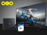 Win a PS4 Pro, a 4K Sony TV and a copy of FIFA 19