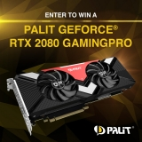 Win a GeForce RTX 2080 GamingPro graphics card