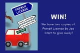 Win a copy of French License By Joe Start
