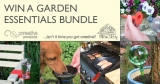 Win a Garden Essentials Bundle