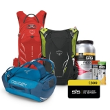Win an endurance bundle with Osprey and Sis