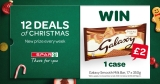 12 Deals of Christmas – New prize every week
