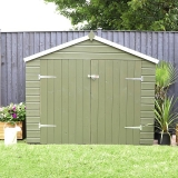 Win a garden storage shed