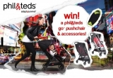 Win a phil&teds go buggy and accessories