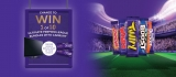 Win a TV and Premier League tickets