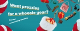 Weekly Competition: Win a year's worth of presents