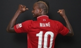 Win a Liverpool FC shirt signed by Sadio Mane
