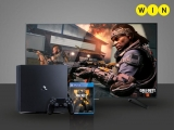 Win a PS4 Pro, a Sony TV and Call of Duty: Black Ops 4
