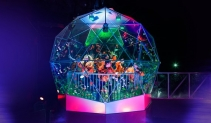 Win a trip to The Crystal Maze LIVE Experience, London