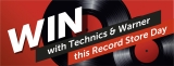 Win a Technics SL1210GR Turntable Set worth £1,500!