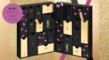 Win a YSL Beauty Advent Calendar and £200 to spend on site