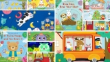Win the whole-series of Yu-hsuan Huang's sing-along board books