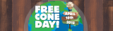 Free Ben & Jerry's Cone Day – April 10th 2018