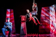 WIN Tickets for The Comedy About A Bank Robbery – Criterion Theatre London