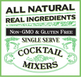 FREE Minute Mixology Sample – Single Serve Cocktail Mixer
