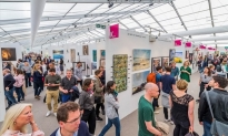 Win a Pair of Tickets to the Affordable Art Fair Private View – Hampstead Heath 10-13 May