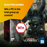 Win a gaming PC, weekly prizes, or a chance to Group Up and play Vermintide 2 with a celebrity streamer – Scan Computers UK
