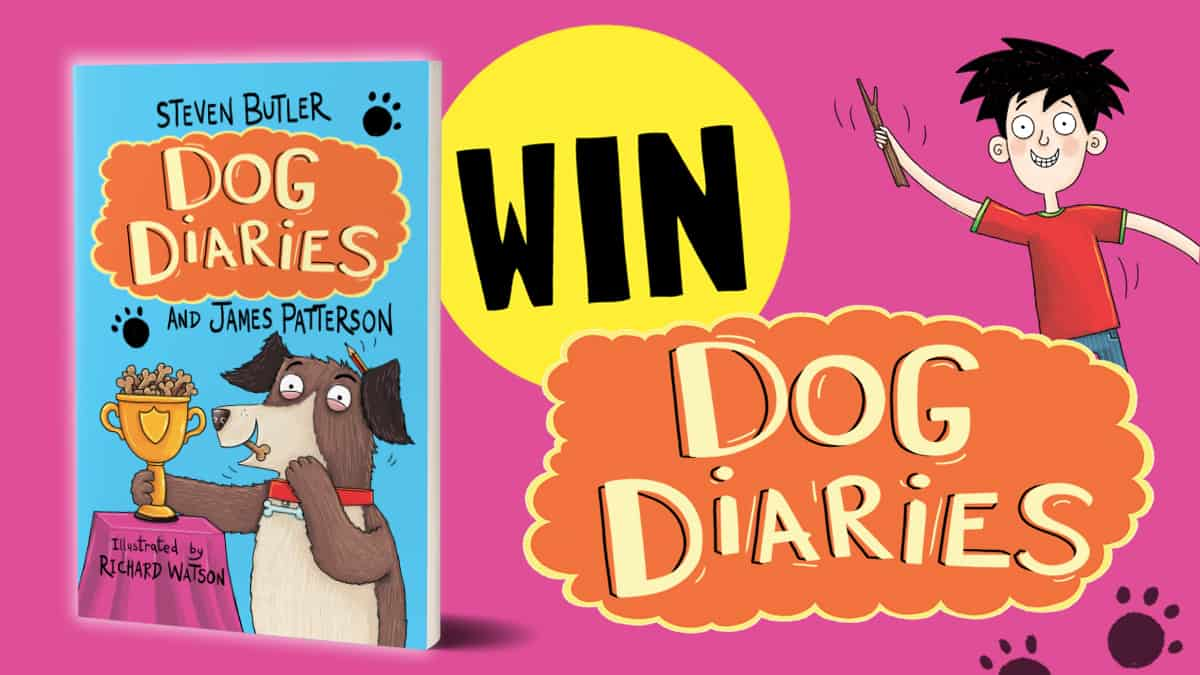 Win Midday Dog Diaries Books By James Patterson Uk