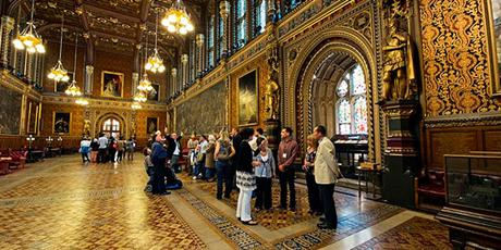 Free House of Parliament Tour