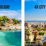 Win a city break or beach holiday