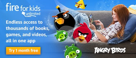 Fire for Kids Unlimited Free Trial