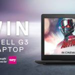 Win Dell G3 gaming laptop