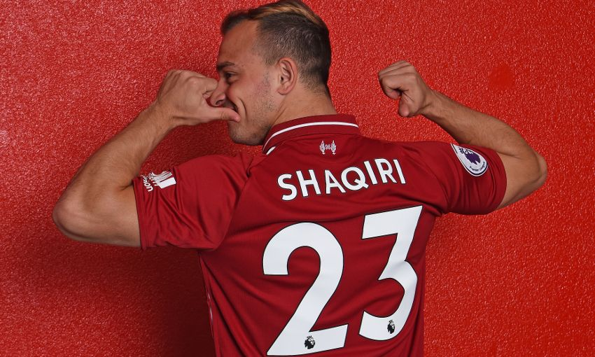 c738acdfd Win a Liverpool FC shirt signed by Xherdan Shaqiri - UK Competition ...