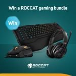 Win a Roccat Gaming Peripherals Bundle