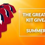 Win sports shirts for a team