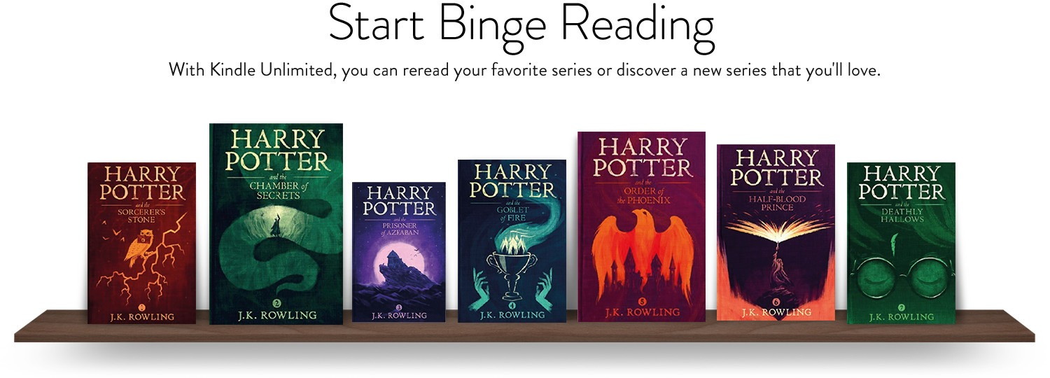 Kindle Unlimited - Read Free Books