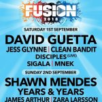 Win Fusion Festival tickets
