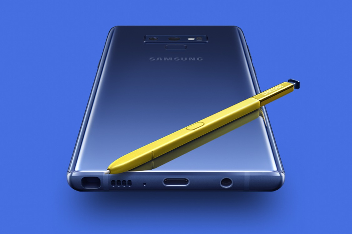 Win a Samsung Galaxy Note