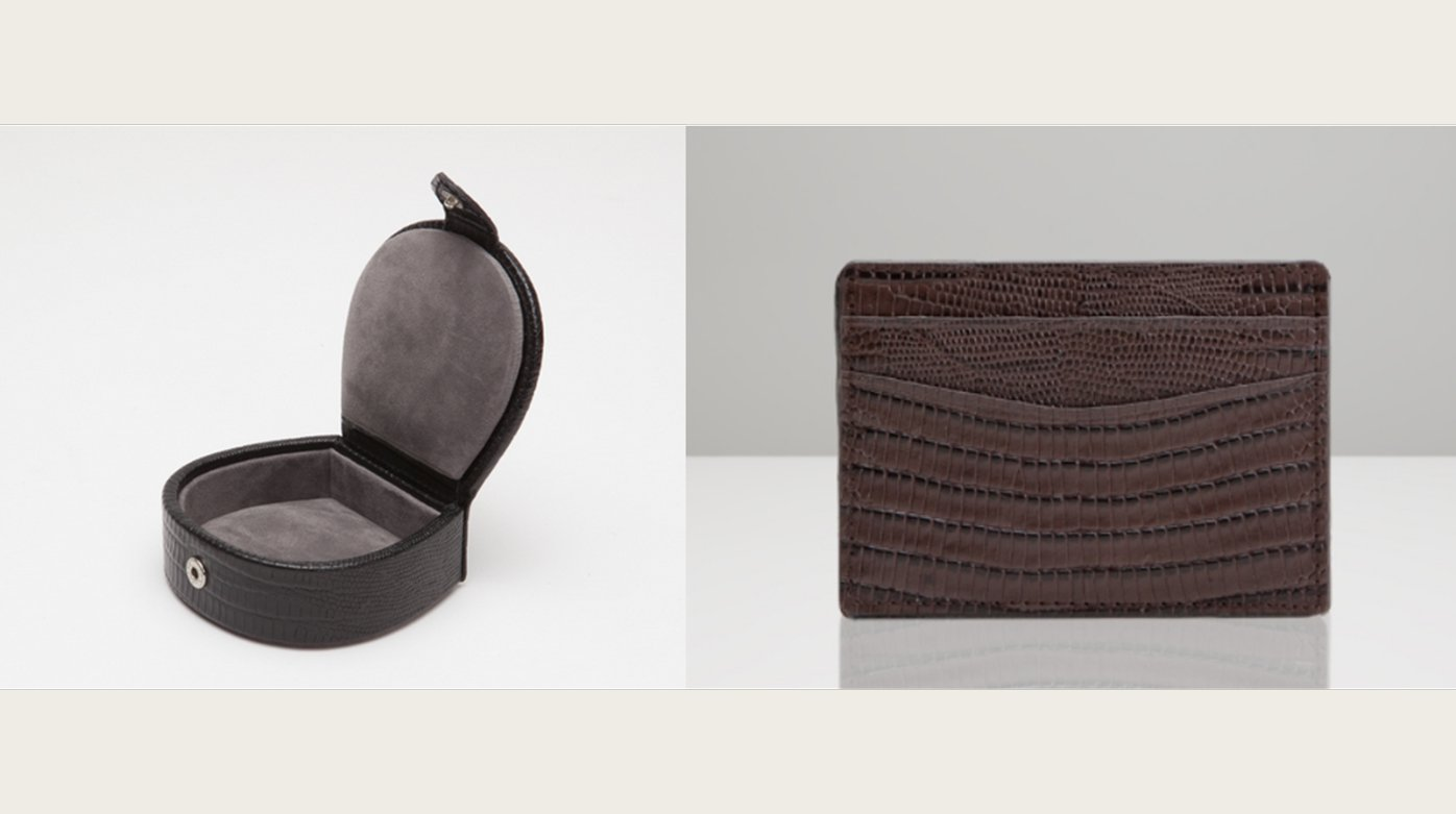 Win a jewelry box and a card holder from Wolf