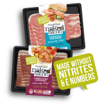 Win a year's supply of Naked Bacon