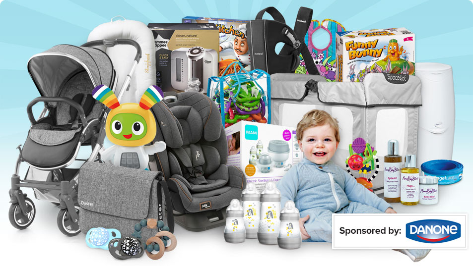 Win UK baby prize