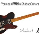 Win Shabat Guitars Bobcat