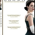 The Crown Season 2 DVD