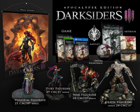 Win Darksiders III for PS4