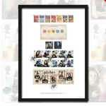 Win Harry Potter stamps